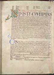 Charter of King Cnut to Earl Godwine, Cartulary of Winchester Cathedral Priory
